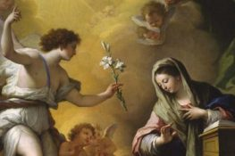 St. Gabriel, Patron of Communications, Pray for Us!